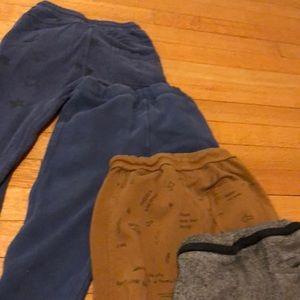 Zara boys 5 Pant lot, denim and joggers Sz 7 $25